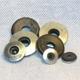 "FWRB08 - #8 x 1/2""   Neoprene Bonded Steel Washers 50 pcs/pkg"