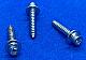 STW0309C - #3 x 9/16 - Servo Mounting - Washer Head Sheet Metal Screws - Socket Head 100 pcs/pkg