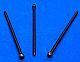 SCA0440C - Socket Head - Cap Screw - Fully Threaded - 4-40 x 2 1/2 - Alloy Steel - 10 pcs/pkg