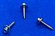 STW0106C - #1 x 3/8 - Servo Mounting - Washer Head Sheet Metal Screws - Socket Head 100 pcs/pkg