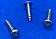 STP0609C - #6 x 9/16 - Button Head Sheet Metal Screws - Hex Drive 100 pcs/pkg